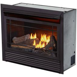 Duluth Forge Dual Fuel Ventless Fireplace Insert - 26,000 BT